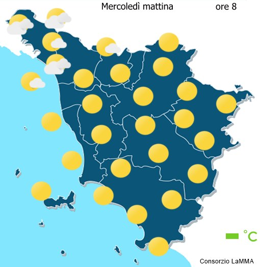 Tuscany METEO